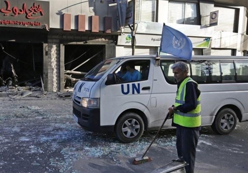 نیروهای سازمان ملل