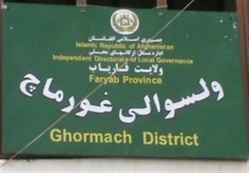 شهرستان «غورماچ» برای سومین بار توسط طالبان سقوط کرد