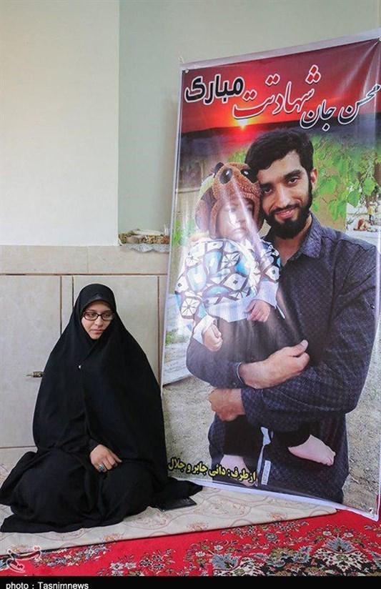 """حال و هوای خانه و خانواده """"شهید محسن حججی"""" بعد از شهادت ..."""