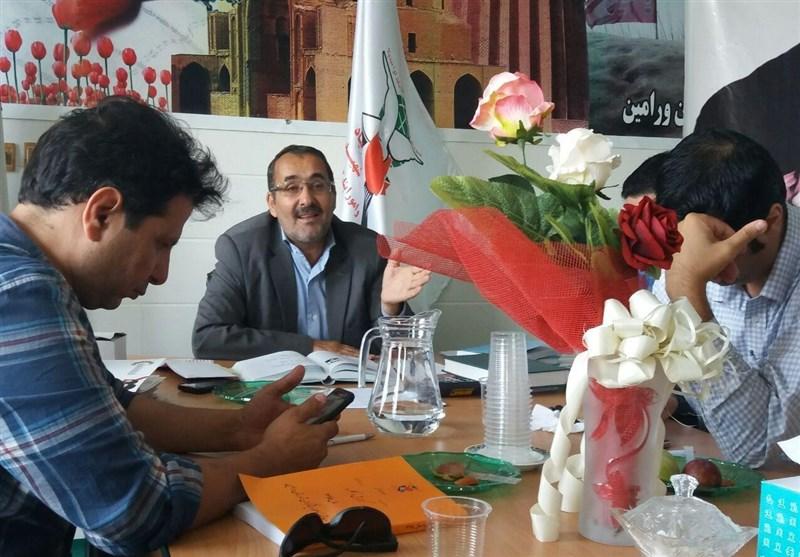 مراسم تجلیل از آزادگان شاغل در ادارات ورامین برگزار میشود