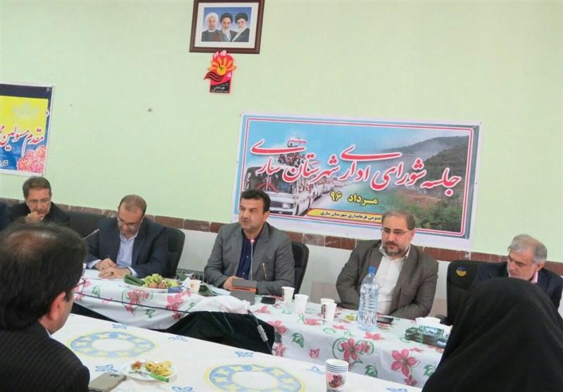 تاکید فرماندار ساری بر مصرف بهینه برق در مرکز استان/ ضرورت رعایت اخلاق حرفه ای در شوراها