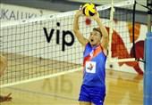 ملی پوش والیبال صربستان در راه ایران