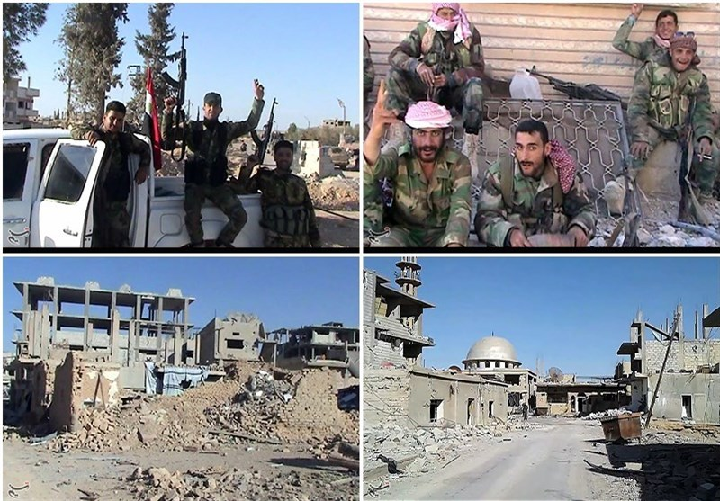 Syria Army Secures Al-Sukhna in Homs (+Video, Photos)