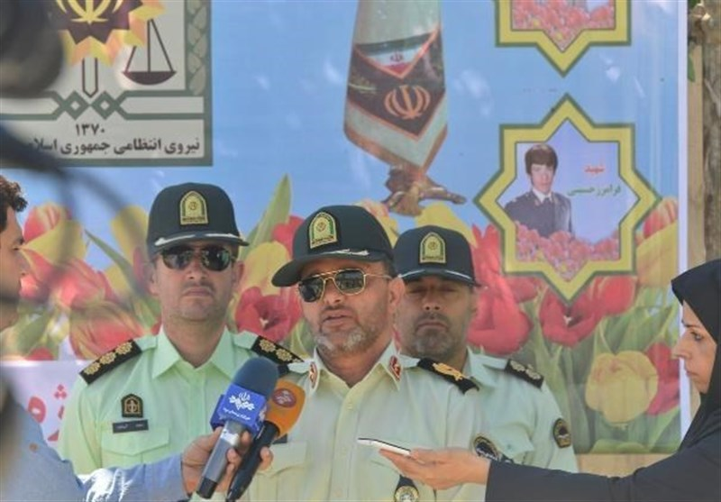 تعداد تلفات جادهای در شرق استان تهران به نصف کاهش پیدا کرد