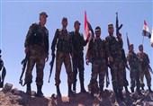 دستاورد میدانی مهم ارتش سوریه در نزدیکی مرز اردن/عملیات نظامی در قلمون غربی برای نابودی داعش