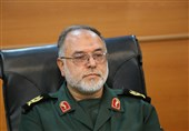 گزارش ویدئویی تسنیم| تلاش سپاه مازندران در قرارگاه پدافند زیستی / جهاد تا ریشهکنی کرونا ادامه دارد