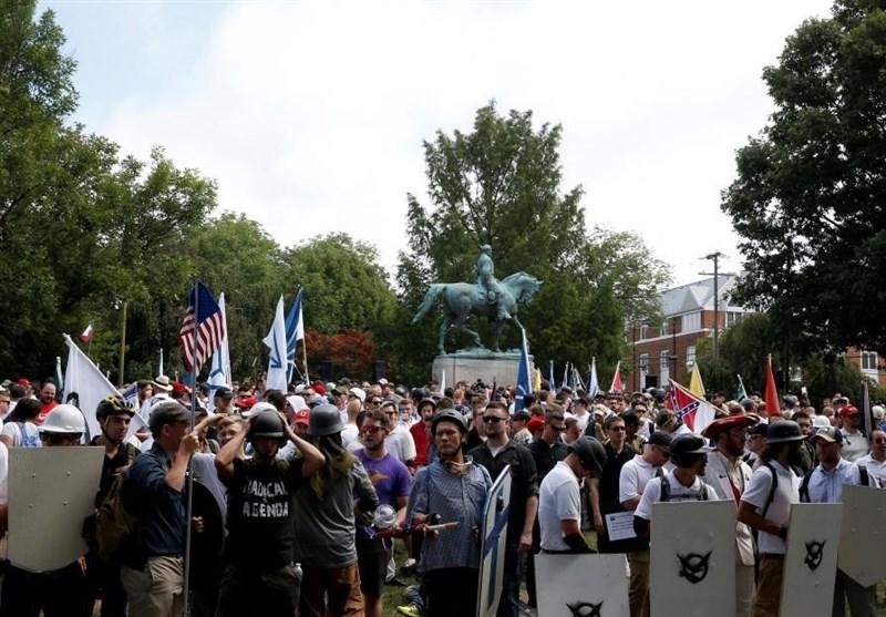 تظاهرات ویرجینیا