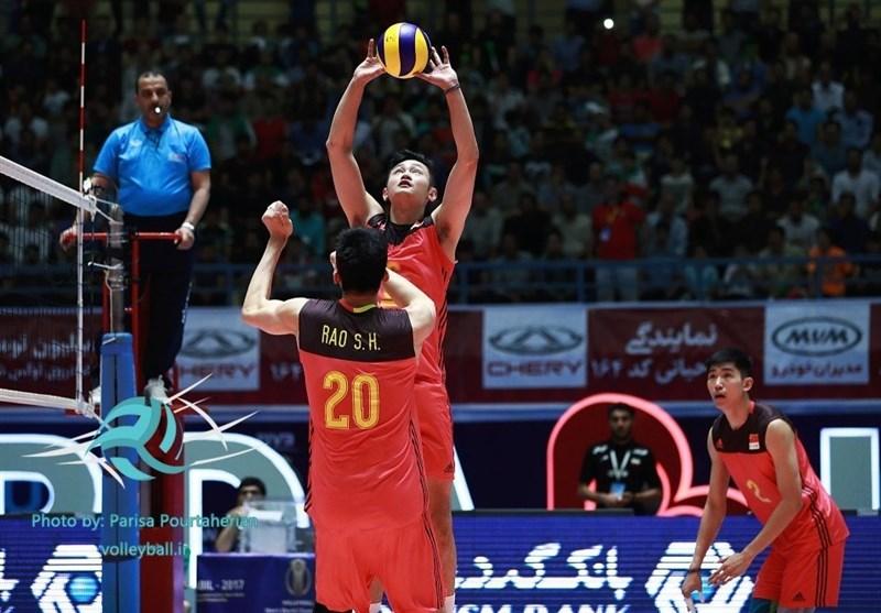 والیبال چین