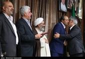 مراسم تودیع و معارفه رئیس جدید دانشگاه آزاد استان تهران