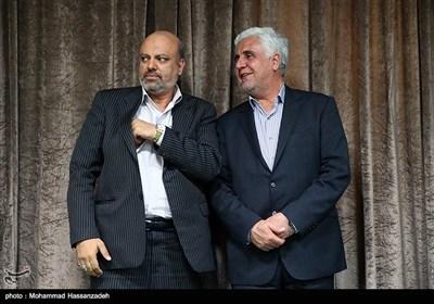 فرهاد رهبر رئیس دانشگاه آزاد اسلامی