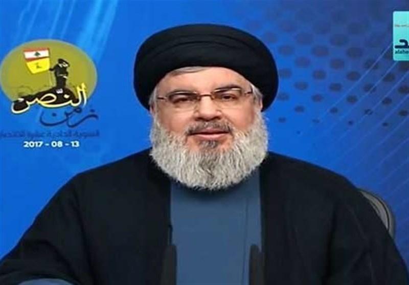 السید نصر الله: الانتصار القادم بطرد الارهاب سنتعاطى معه على انه التحریر الثانی