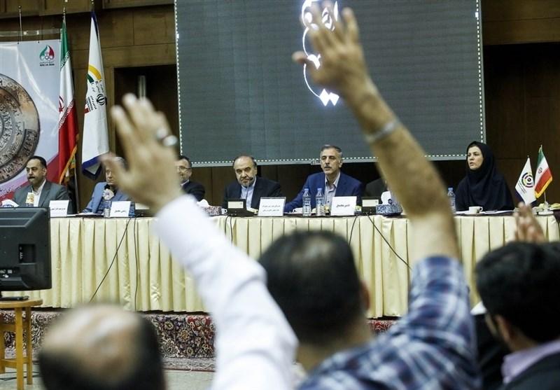 """نامه کمیته ملی المپیک به فدراسیون جهانی تیراندازی؛ """"هاشمی رئیس فدراسیون تیراندازی ایران است""""+عکس نامه"""