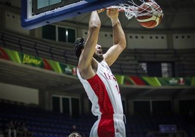 بسکتبال ایران اردن