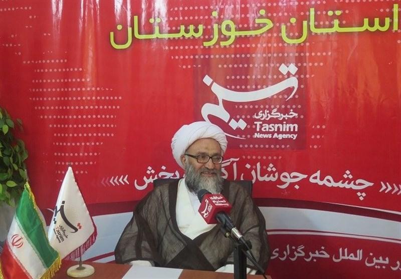 مردم خوزستان در محکوم کردن فتنه 88 پیشتاز بودند