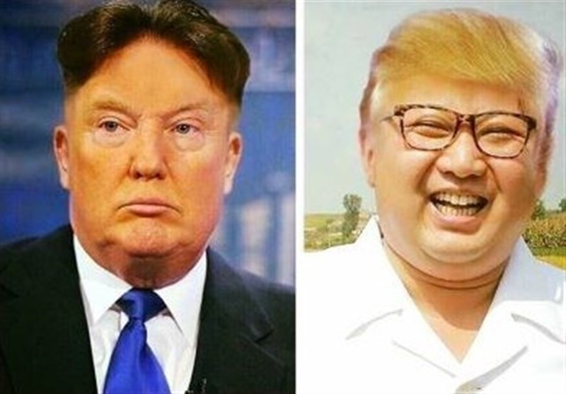 ترامپ رهبر کره شمالی