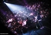کنسرت فرزاد فرزین عاشقانهها