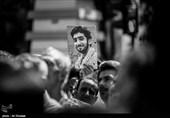 هنرمندان به استقبال شهید حججی میروند