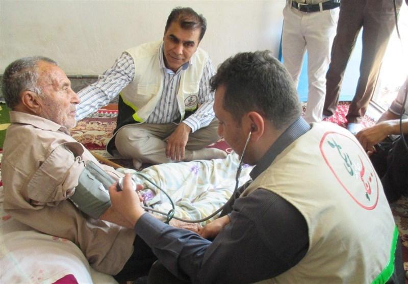 اکیپهای پزشکی به مناطق محروم شمال سیستان و بلوچستان اعزام شدند