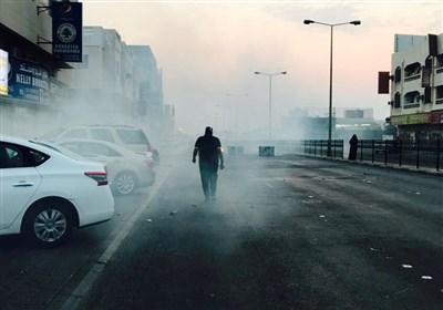 مظاهرات فی البحرین