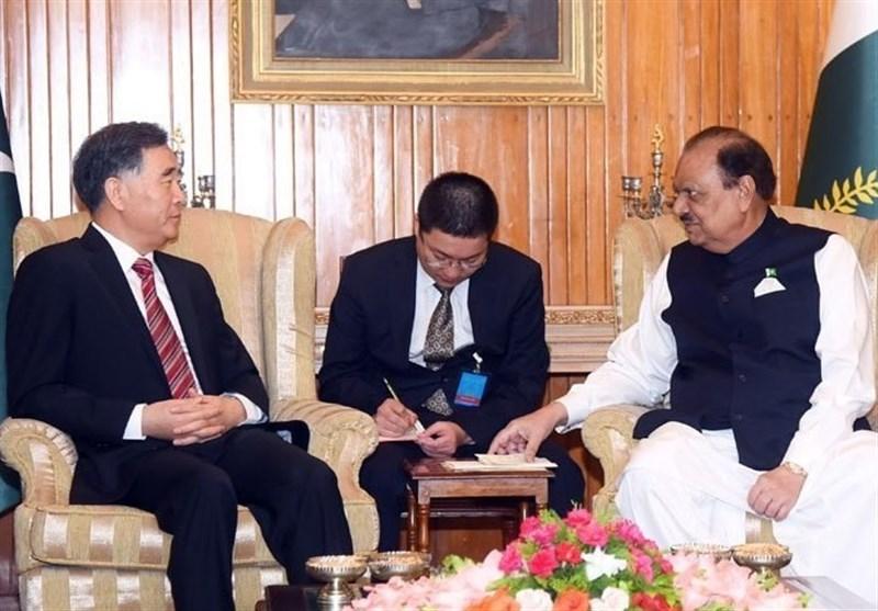 پاکستان تبت پر چین کے موقف کا حامی ہے، صدر ممنون حسین