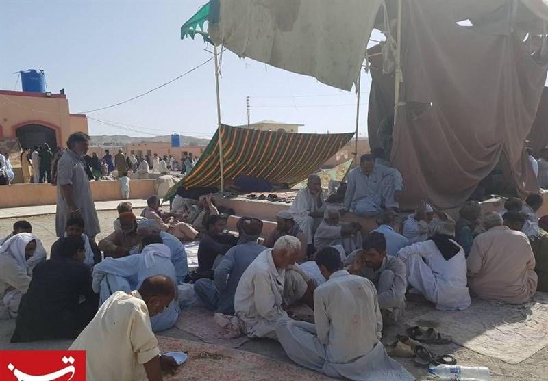 تفتان؛ زائرین کے مسائل کے حل کیلئے اسلامی تحریک پاکستان کی جانب سے تعمیراتی کام کا آغاز