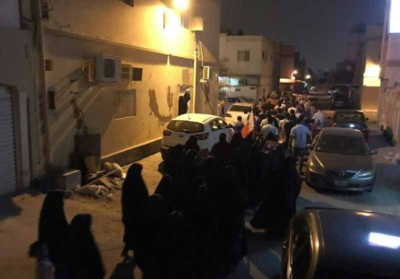 Bahrainis Stage Anti-Regime Rallies in Solidarity with Prisoners (+Photos)