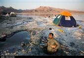میخواهیم حتی شده نصفه و نیمه دریاچه ارومیه را از آب پر کنیم