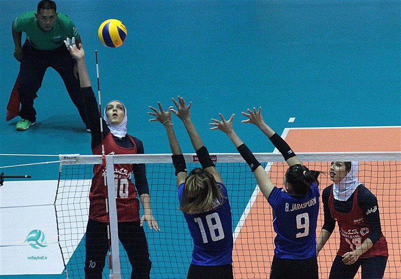 FIVB Women's World Championship Asian Qualifiers: Iran Beaten by Vietnam