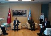 سرلشکر باقری در ترکیه