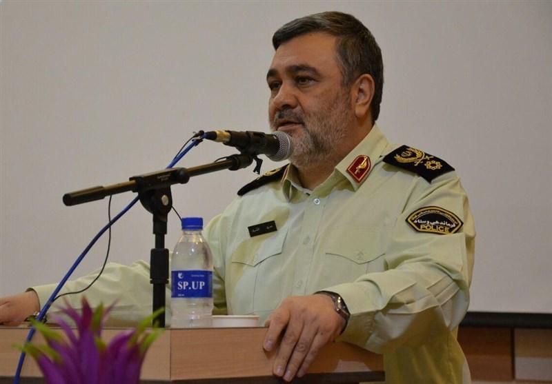 خوزستان| سردار اشتری: نیروی انتظامی 13 هزار شهید تقدیم انقلاب اسلامی کرده است
