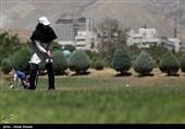 اردبیل|زمین تخصصی گلف اردبیل امسال به بهرهبرداری میرسد