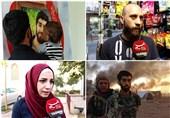 سوریه/شهید حججی/کنار خبر