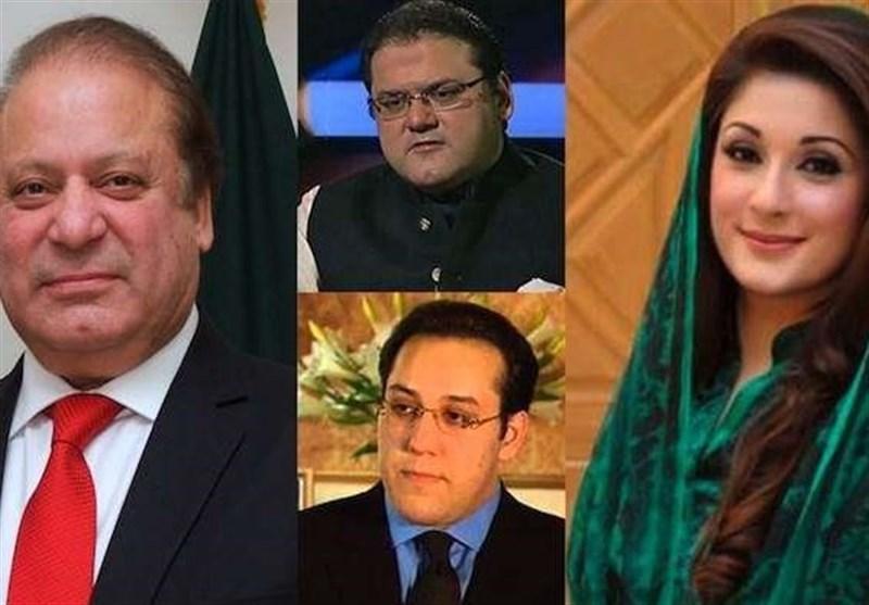 شریف خاندان کی نظرثانی اپیلوں کی سپریم کورٹ میں سماعت جاری