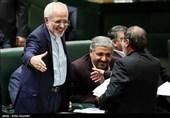 """""""ظریف"""" در وزارت امور خارجه ابقا شد"""