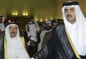 جدا شدن راه کویت و قطر از عربستان؛ ملک سلمان رهبری عربی را از دست رفته میبیند