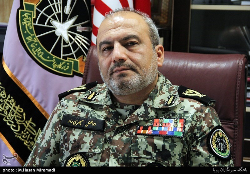 Iranian Air Defense System Passes Initial Tests: Commander