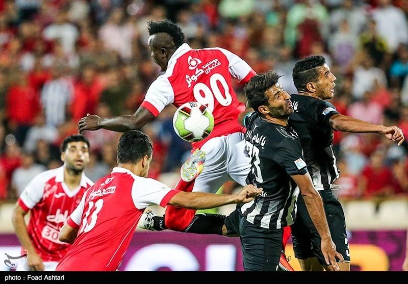 IPL: Persepolis Held by Siahjamegan at Azadi
