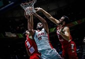 Iran Basketball Team Advances to FIBA Asia Cup Semis