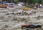سیلاب و صاعقه جان 3 نفر را گرفت/ 6 استان متاثر از سیلاب و طوفان