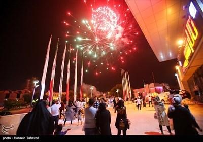 ایران کے جزیرہ کیش میں منعقدہ 20ویں سمر فیسٹیول کی تصویری جھلکیاں
