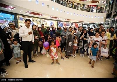 ایران کے جزیرہ کیش میں 20ویں سمر فیسٹیول کی تصویری جھلکیاں