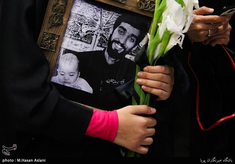 کرمان| مادر شهید حججی: محسن برای پیوستن به جمع مدافعان حرم نذر کرده بود