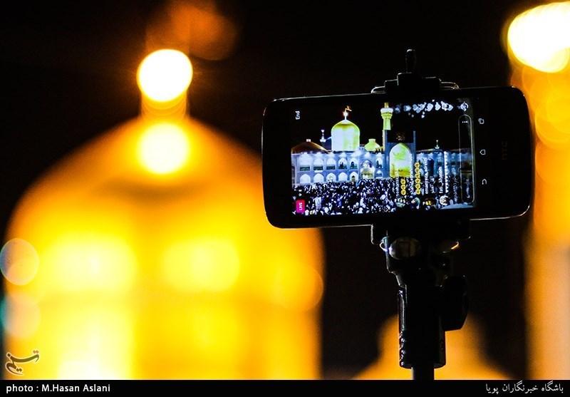 290 زائر زیارت اولی استان تهران میهمان حرم رضوی شدند