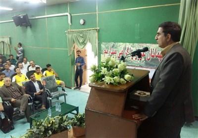 مدیر کل ورزش و جوانان استان سمنان