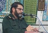 فرمانده سپاه گلستان: پلیس از اجزای اصلی بقای انقلاب اسلامی است