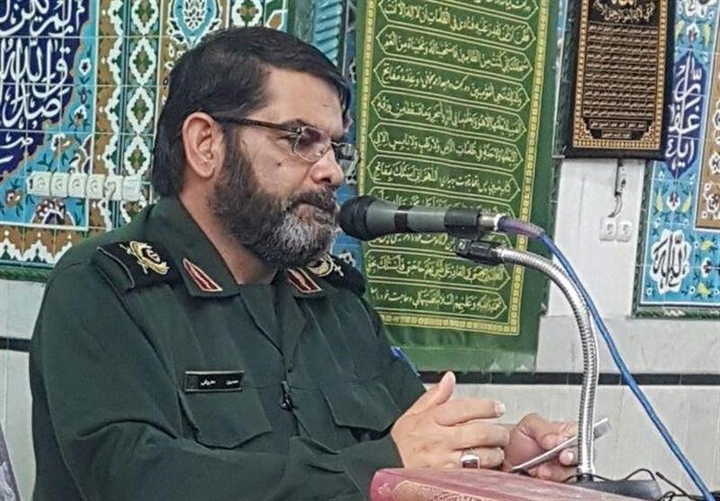 فرمانده سپاه گلستان: دعوای دشمنان با ملت ایران به علت ایستادگی مردم پای آرمانها و ارزشهای انقلاب است