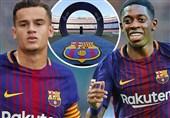 مدیر بارسلونا: در آستانه جذب کوتینیو و دمبله هستیم