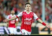 Persepolis Midfielder Ahmadzadeh Sidelined for One Month