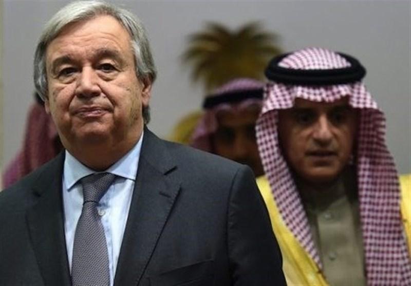 BM Genel Sekreteri: Yemen'deki Tüm Hava Ve Kara Saldırılarının Durdurulmalı