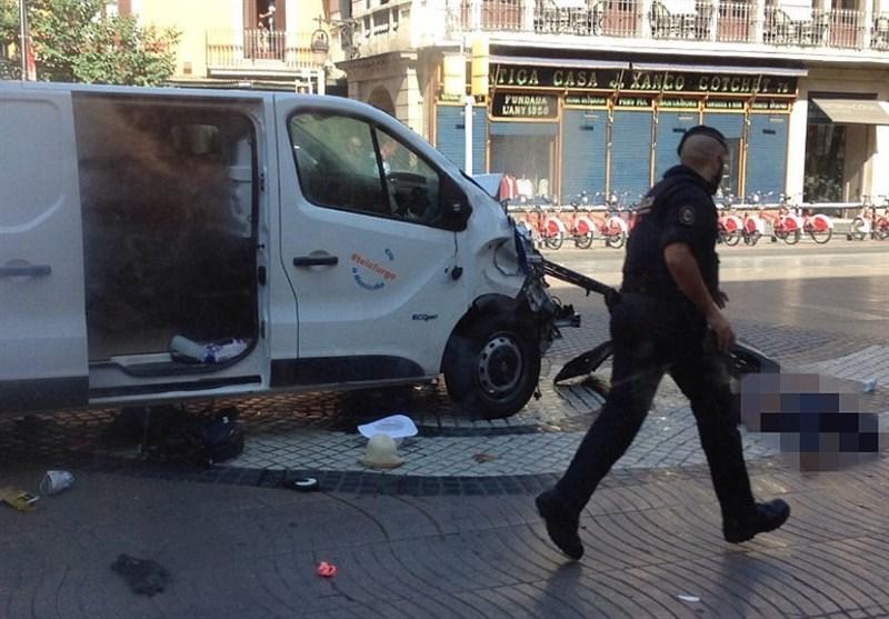 داعشی دہشت گرد نے راہگیروں پر گاڑی چڑھا دی، 13 ہلاک 50 زخمی، ویڈیو+ تصاویر